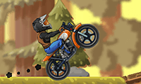X Trial Racing 2 Mountain Adventure
