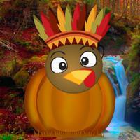 play Turkey Emoji Forest Escape