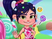 play Candyland Dress Up