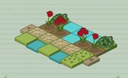 play Mr Tulip Head'S Puzzle Garden