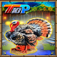 play Top10 Thanksgiving: Rescue The Cursed Turkey