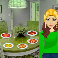 play Thanksgiving Party Food Escape