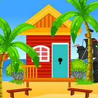 play Escape Dangerous Beach