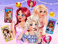 play Disney Princesses Love Profile