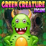 play Green Creature Escape