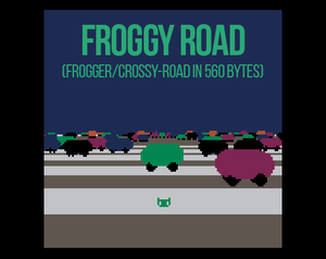 Froggy Road game