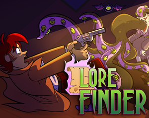 Lore Finder (Kickstarter Demo) game