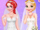 Princesses Wedding Planners game
