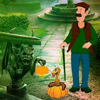 play Pumpkin To Turkey Life Escape