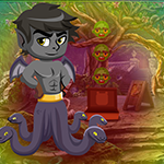 play Snake Monster Boy Escape