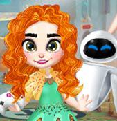 play Vanellope Princess Makeover