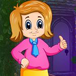 play Fortunate Girl Escape