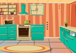 Comfy Kitchen Escape game