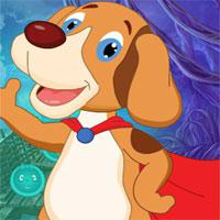 play Superhero Dog Escape
