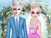 play Elsa And Jack Wedding Day