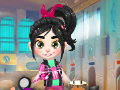 play Vanellope Princess Makeover