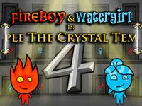 play Fireboy And Watergirl Crystal Temple
