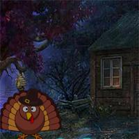 play Thanksgiving-Cemetery-House-Escape