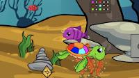 play G2J Underwater Gold Treasure Escape