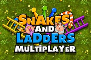 play Snake And Ladders Multiplayer