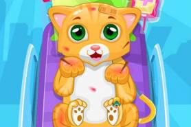 Little Cat Doctor - Free Game At Playpink.Com game