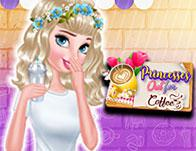 play Princesses Out For Coffee