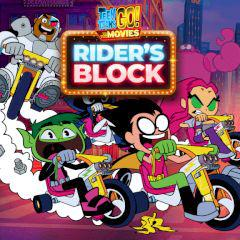 play Teen Titans Go! To The Movies Rider'S Block