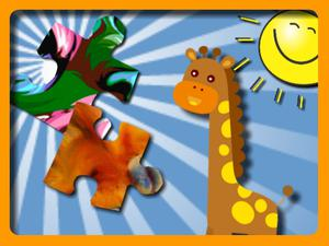 play Exotic Animals Jigsaw