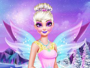 play Ice Queen Beauty Makeover