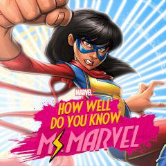 play How Well Do You Know Ms. Marvel