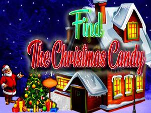play Find The Christmas Candy