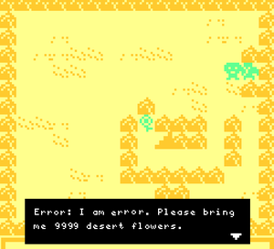 play Saskia And The Desert Of Bugs