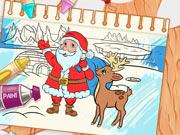 play Color Me Christmas