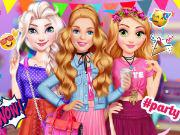 play Princesses Dorm Party