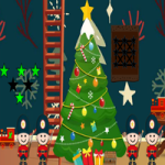 play 8B Little Snowboy Escape