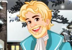 Kristoff Icy Beard Makeover game