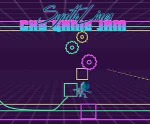 Synth Lines game