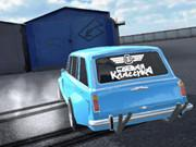 play Lada Russian Car Drift