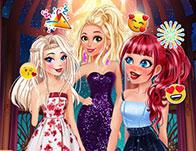 play Disney Princesses New Year Collection
