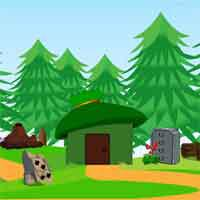 play Avmgames-Adventure-Forest-House-Escape
