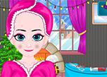 play Princess Christmas Makeover