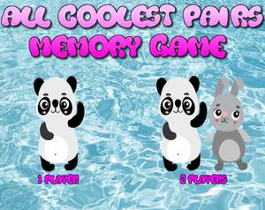 play All Coolest Pairs Memory Game