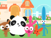 play Papo Town: Sweet Home-Play House Game For Kids