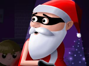 Santa Or Thief game