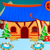 play Little Snowman Escape