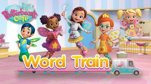 Butterbean'S Café: Word Train game