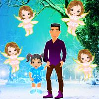 play Visiting Christmas Angels Escape