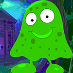 play Green Critter Escape