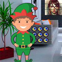 play Cute Christmas Boy Escape