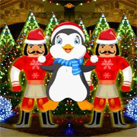 play Christmas Lights Street Escape